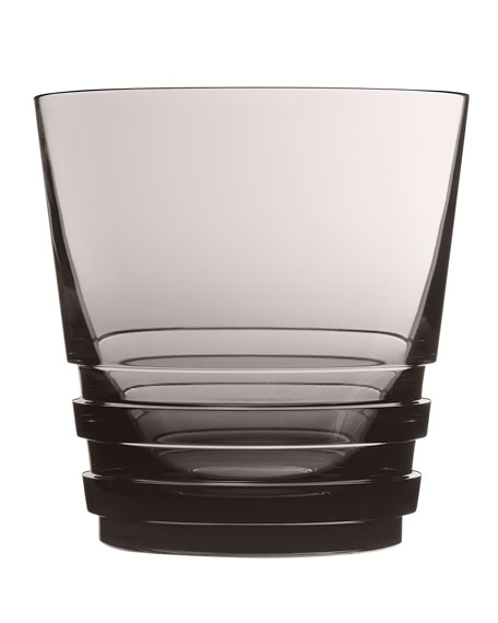 Large Oxymore Double Old Fashioned, Gray