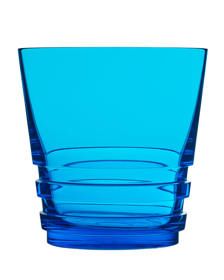 Large Oxymore Double Old-Fashioned, Sky Blue