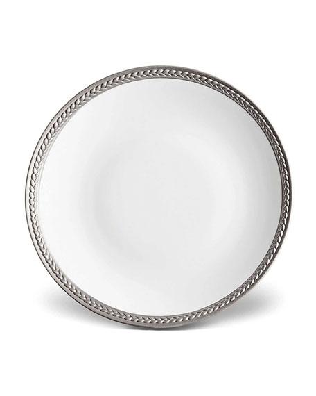 L'Objet Soie Tressee Bread & Butter Plate
