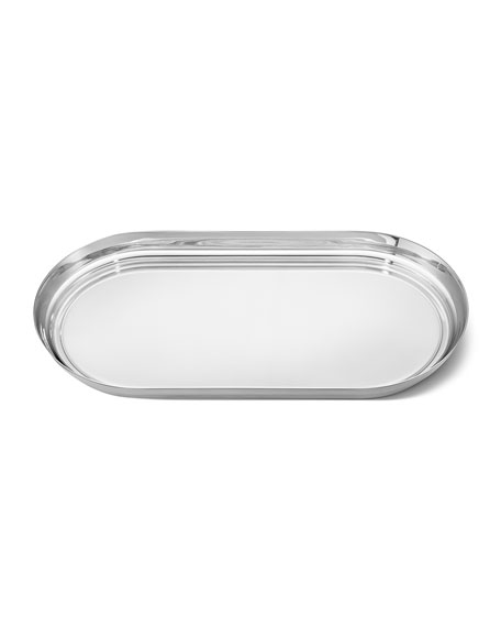 Georg Jensen Manhattan Steel Tray