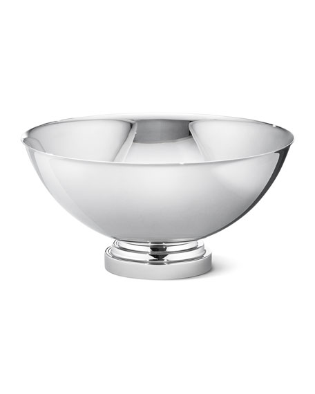 Georg Jensen Manhattan Steel Bowl, Medium
