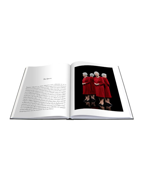 The Queen's People Hardcover Book