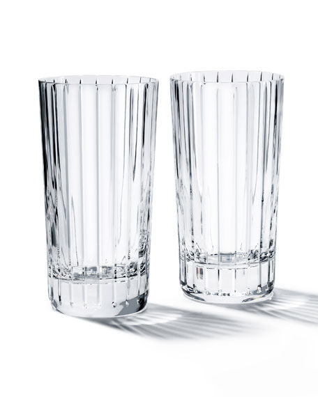 Baccarat Harmonie Highballs, Set of 2