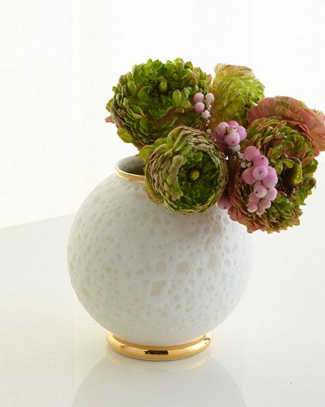 AERIN Marion Round Vase