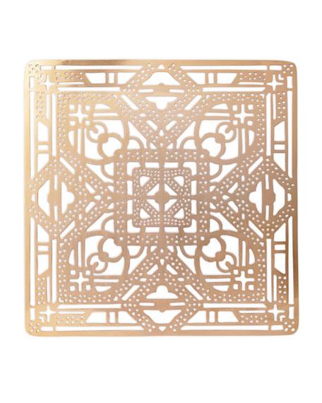 Kim Seybert Filigree Placemat, Gold