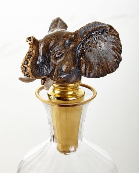 Porter Elephant Decanter