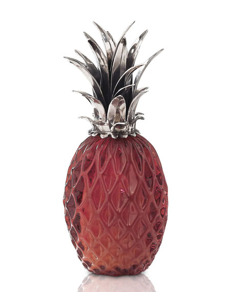 Pineapple Place Card Holders, Set of 6