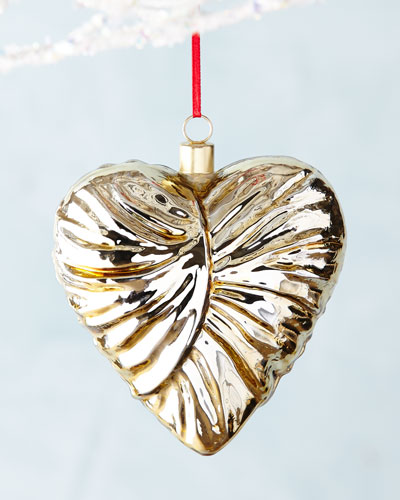 Ambroise Heart Ornament, Large