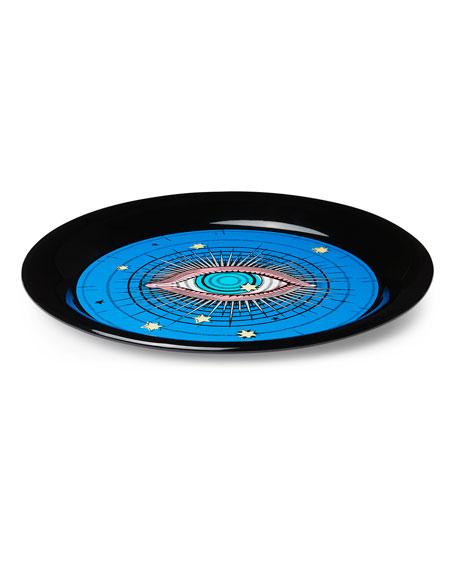 Round Star Eye Tray
