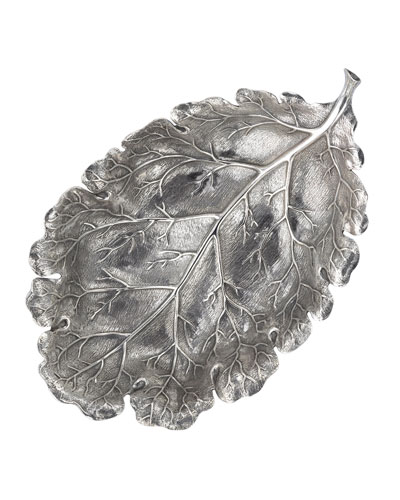 Medium Oak Leaf Decorative Piece