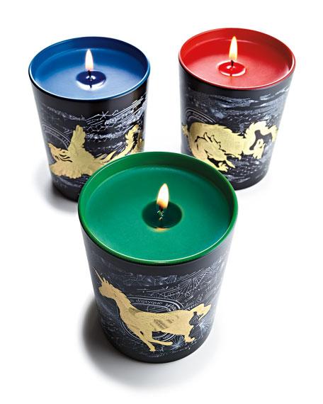 Larmes d'encens (Incense Tears) Scented Candle, 6.5 oz./ 190 g
