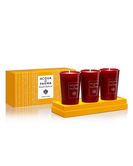 Acqua di Parma Mini Scented Candles Gift Set,