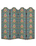 Fourfold Floral/Bee Jacquard Screen
