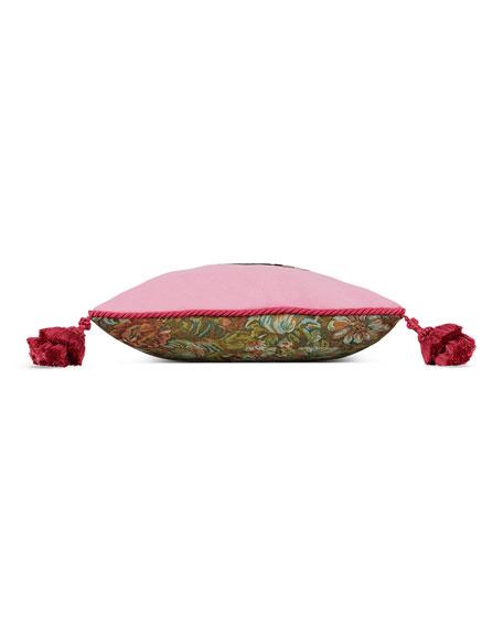 Cat Velvet Cushion
