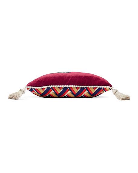 Rabbit Velvet Cushion