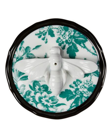 Incense Holder, Green