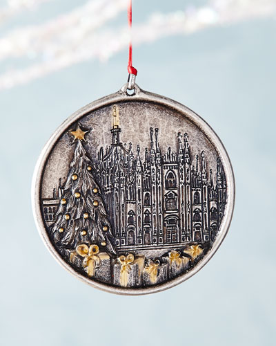 2017 Annual Duomo Christmas Ornament