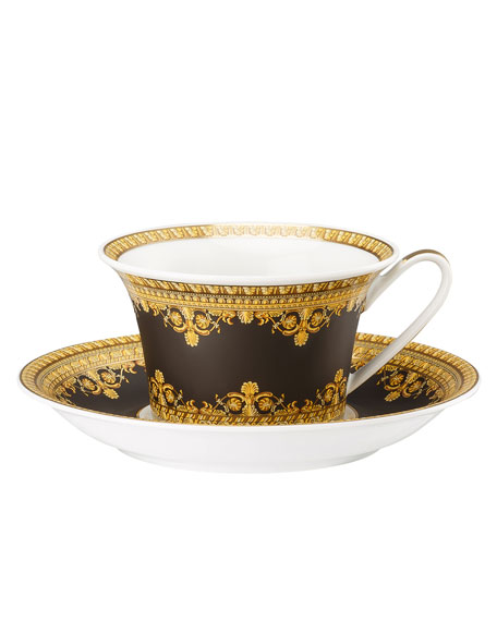 I Love Baroque Tea Cup & Saucer