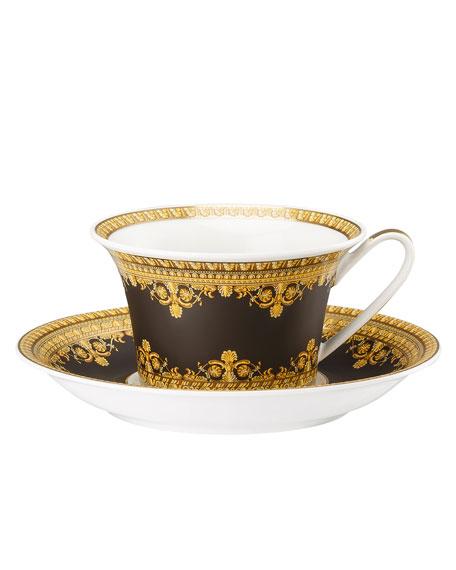 I Love Baroque Tea Cup & Saucer