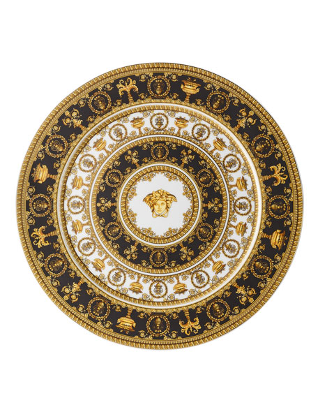 I Love Baroque Service Plate