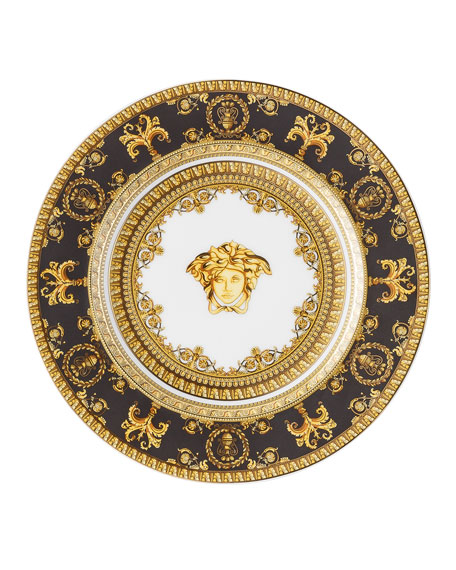I Love Baroque Bread and Butter Plate