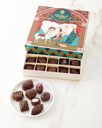 Paper Theatre Collection - Fine Dark Chocolate Selection