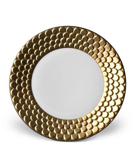Aegean Gold Dessert Plate