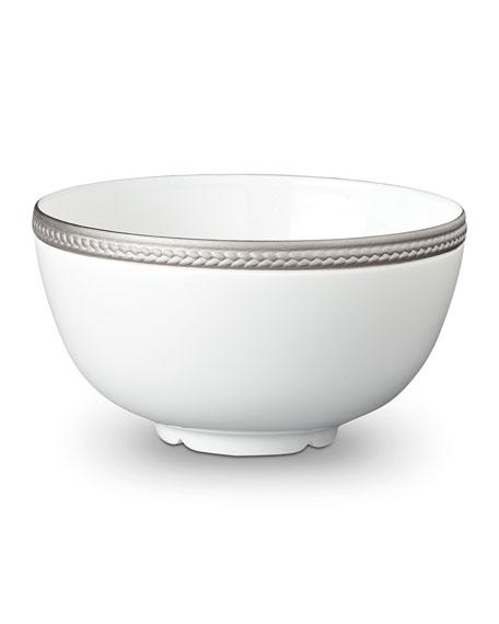 Soie Tressee Platinum Cereal Bowl