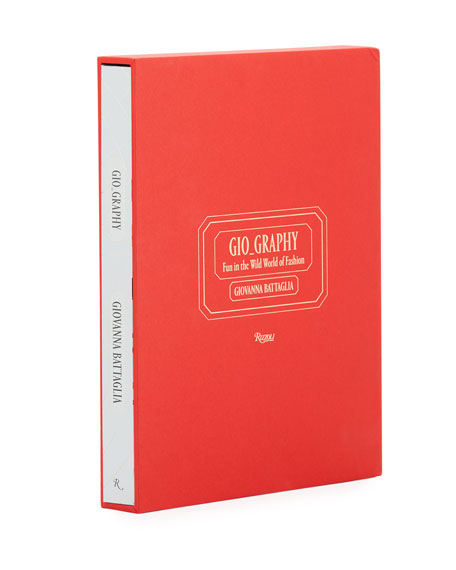 Gio_Graphy Hardcover Book