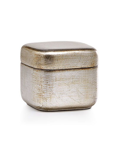 Ava Canister, Silver