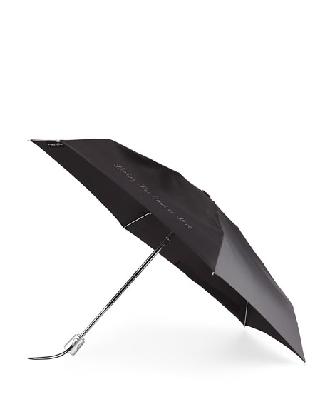 Looking Fine Rain or Shine Original Mini Compact Umbrella