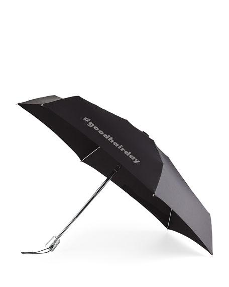 ShedRain Good Hair Day Original Mini Compact Umbrella