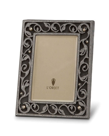 """Cheryl Picture Frame,  4"""" x 6"""""""