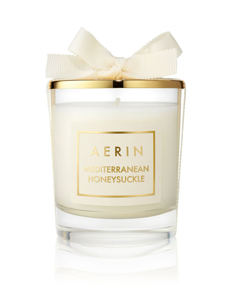 AERIN Limited Edition Mediterranean Honeysuckle Candle, 7 oz.