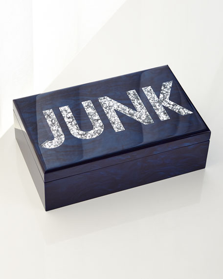 Acrylic Junk Box