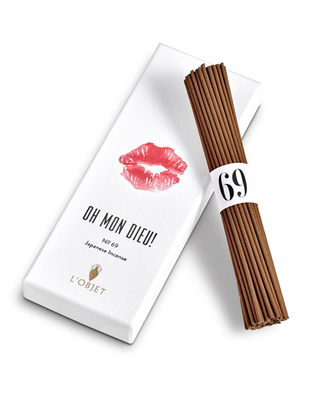Oh Mon Dieu! Incense- No. 69