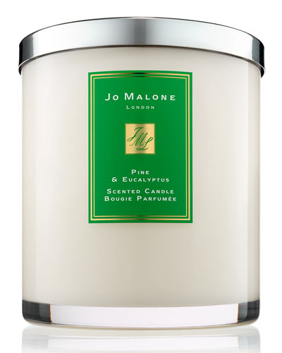 Pine & Eucalyptus Luxury Candle