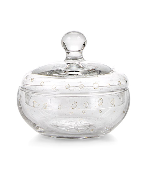 Contessa Clear Glass Canister