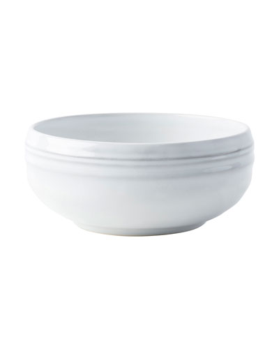 Bilbao White Truffle Cereal Bowl