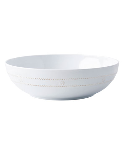 Melamine Whitewash Bowl