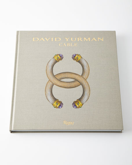 David Yurman: Cable Book