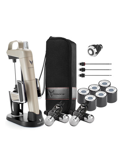 Model Two Elite Champagne Plus Pack with Aerator