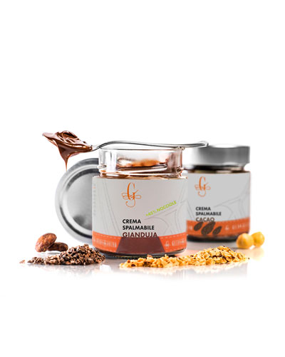 Gianduja Spread Cream Jar