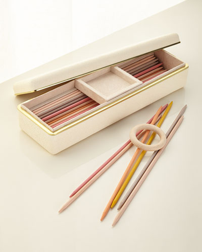 Small Shagreen Pick Up Sticks Game