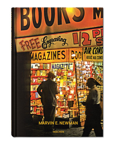 Limited Edition Signed Marvin E. Newman Book