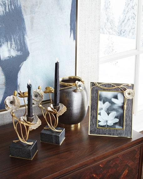 Anemone Candleholders, Set of 2