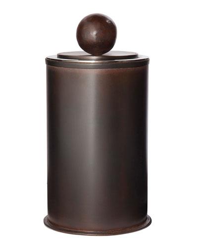 Smooth Iron Bar Bucket