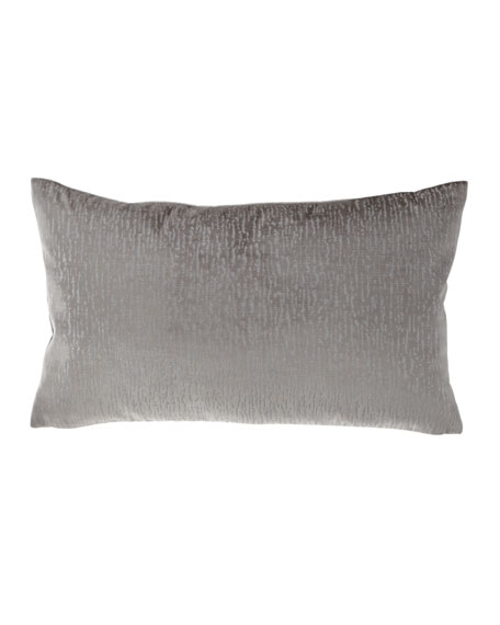 Jane Wilner Designs Tides Velvet Rectangular Pillow