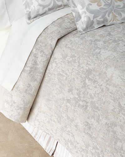 Le Monte Marble Queen Coverlet