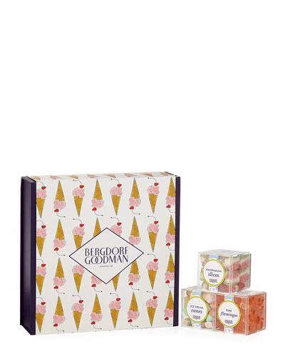 Bergdorf Goodman Ice Cream 8-Piece Bento Box